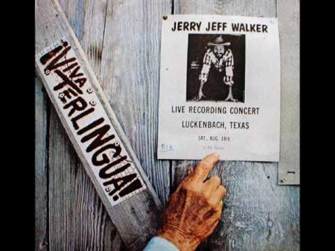 Jerry Jeff Walker - Sangria Wine