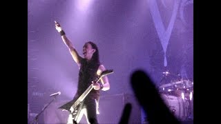 "Bullet for my valentine ""Hearts burst into fire"" Live Glasgow"