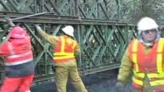 Rapid Bailey Bridge