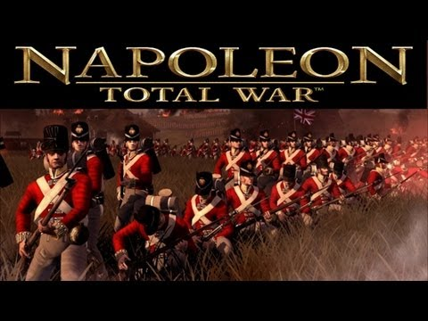 Let's Play: Napoleon :Total War - Great Britain - Ep.1
