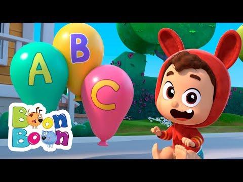 Meloritm – Alfabetul – Cantece educative pentru copii