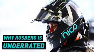 Why Nico Rosberg Is Such an UNDERRATED Driver
