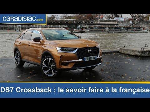 DS7 Crossback : le savoir faire à la française