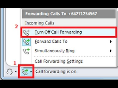 Call Forwarding Deactivation for all Mobile Phone Operators