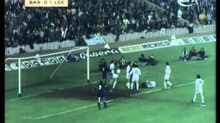 23/04/1975 Barcelona v Leeds United