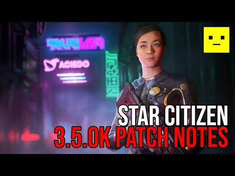 Star Citizen Alpha 3.5.0k | Auto Gimbals & Security Forces