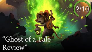 Ghost of a Tale Review [PS4, Switch, Xbox One, & PC] (Video Game Video Review)