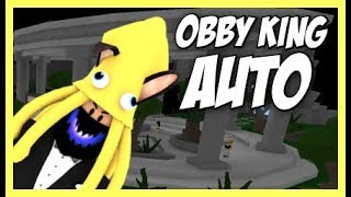 ROBLOX Obby King Auto | Never Take Chances...