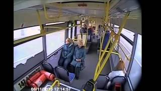 Авария автобус Москва / bus accident Moscow