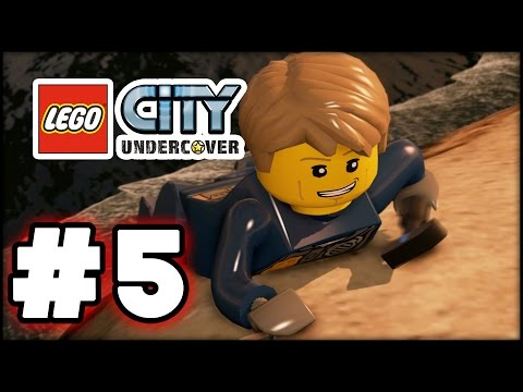 LEGO City Undercover - Part 5 - Secret Hideout! (HD Gameplay Walkthrough)