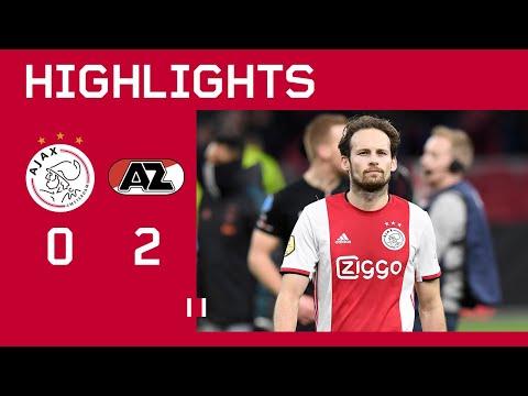 Highlights Ajax - AZ | Eredivisie