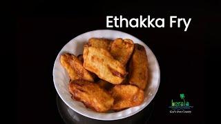 Ethakka Fry