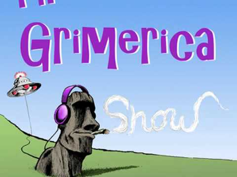#143 - Grimerica Talks 'Fighting the Sky' and 'Shadow People' with Conrad Faraj