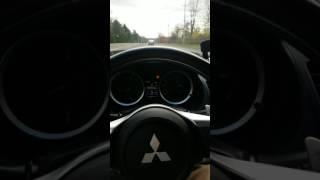 Mitsubishi Lancer Evolution MR Transmission issue.
