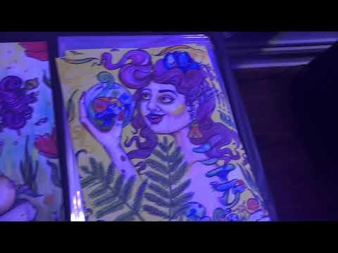 Love Thyself Art Showcase by Natalie Cruz