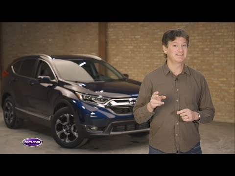 2019 Honda CR-V: Review — Cars.com