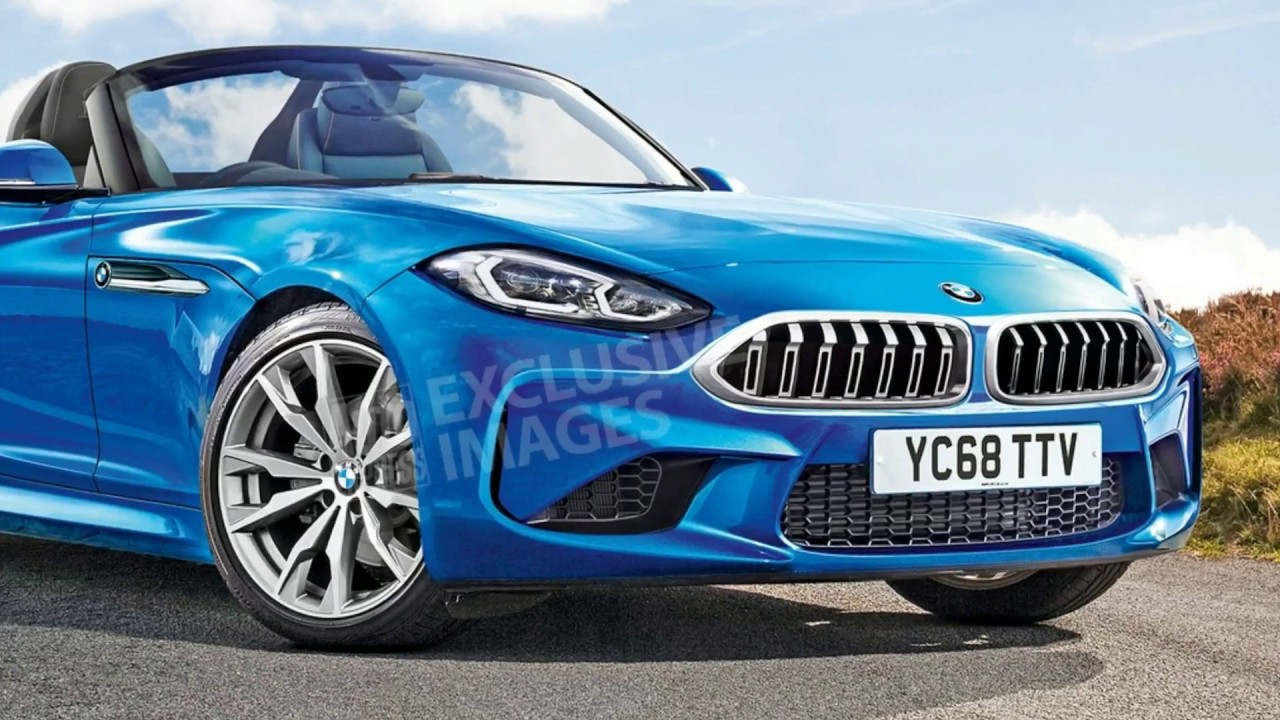 The New Bmw Z4 2017 Two Seat Cars