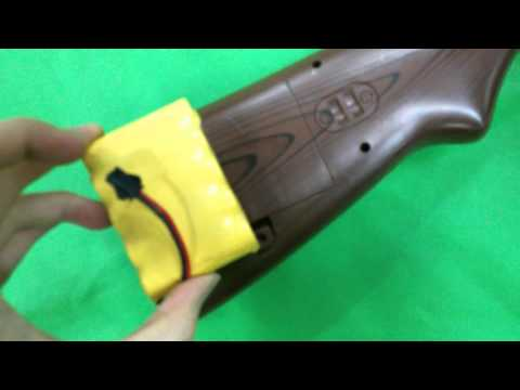 PPSh-41 Toy Gun