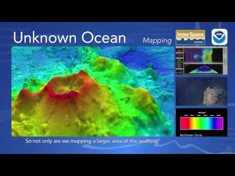 Unknown Ocean - Mapping