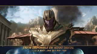 Avengers : Infinity War  - Disponible en achat digital