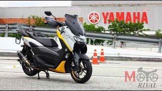 พามาชม Yamaha Nmax155 แต่งสวยทั้ง 10 คันจากงาน Motor Show 2020 ที่ผ่านมา