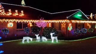 Luminite de Craciun in Sydney(3)
