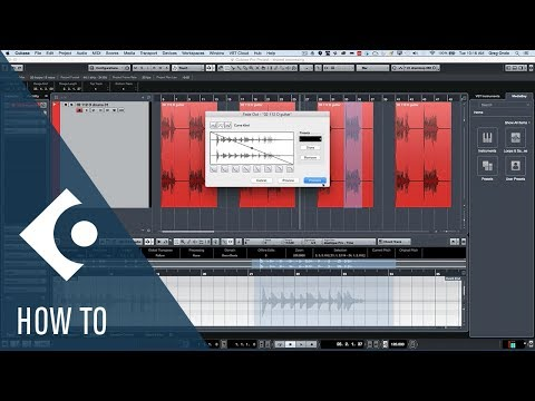 How to do Shared Clip Offline Processing in Cubase | Q&A with Greg Ondo
