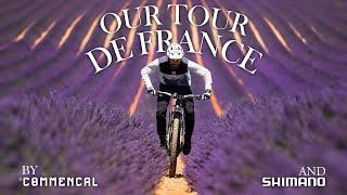 """Our Tour de France"" by COMMENCAL & SHIMANO with Kilian Bron"