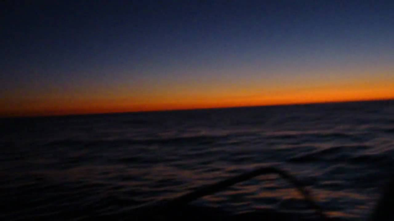 On my boat in the Pacific Ocean at night... amazing - YouTube Pacific Ocean Pictures