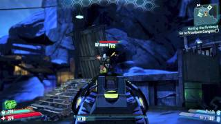 Borderlands 2 - MacBook Pro Retina Display HD 1080p (with commentary)