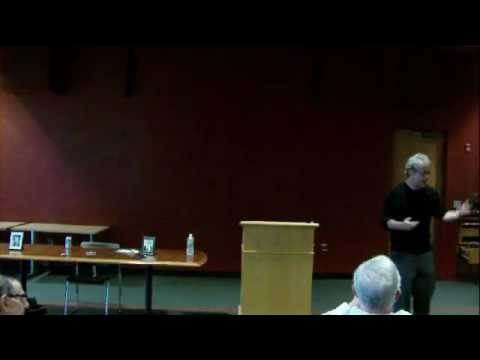 "John Hawthorne ""Semantic Plasticity"" (13/12/11) Syracuse, NY"