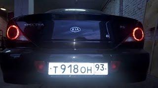 Kia Spectra Новый проект от студии BASS 93 Выпуск 1