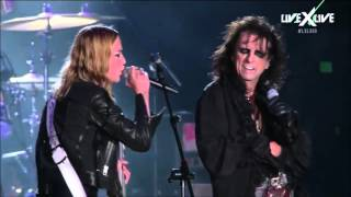 Hollywood Vampires - Whole Lotta Love  (Rock In Rio 2015)