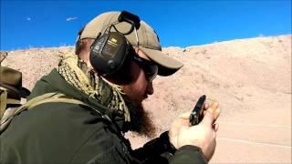 Shot Show 2017 Las Vegas Industry Day At The Range Shooting lots of guns