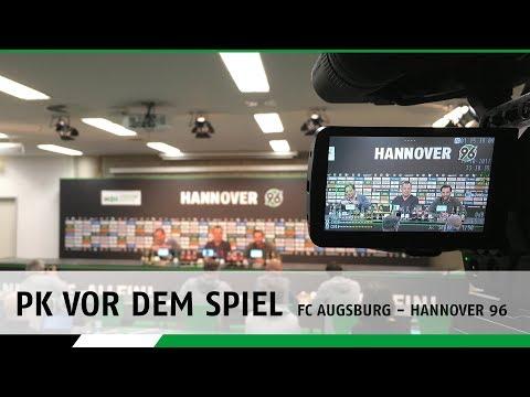 PK vor dem Spiel | FC Augsburg - Hannover 96