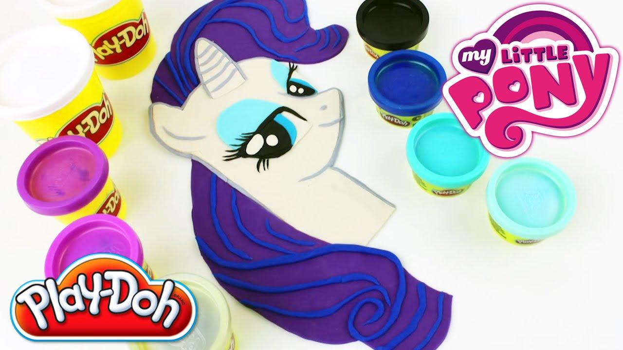 How to make a plasticine pony 97