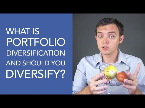 What is Portfolio Diversification and Should You Diversify Your Investments?