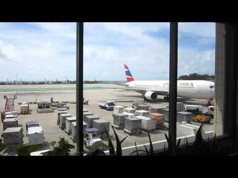 ORIENT THAI 767-300ER at Phuket Airport