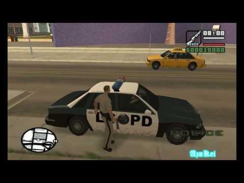 GTA San Andreas DYOM: [GangstaZilla203] To Serve And Protect (part6) (720p)