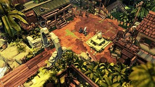Jagged Alliance: Rage! Gameplay (PC HD) [1080p60FPS]