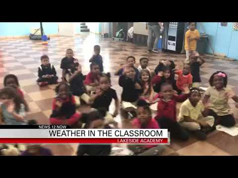 Weather in the Classroom - Lakeside Academy