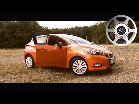 Autósmozi: Nissan Micra letöltés