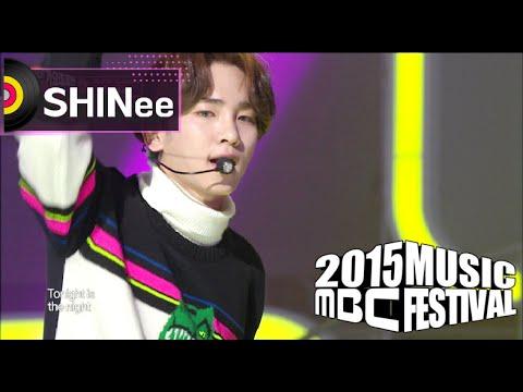 [2015 MBC Music festival] 2015 MBC 가요대제전 - SHINee - View, 샤이니 - View 20151231
