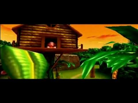 Donkey Kong 64 Playthrough Part 1