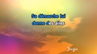 Karaoké Belle demoiselle - Christophe Maé *
