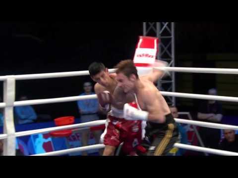 Wilder - Szpilka KO / WSB D'Andrea  – Diaz  64 KG KO