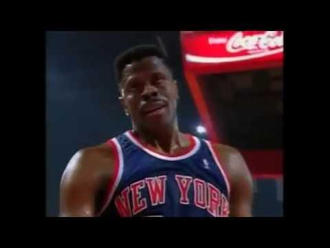 1993 NBA Playoffs: Chicago Bulls vs New York Knicks