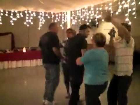 Drunk Ice Ice Baby Karaoke At Wedding Reception Youtube
