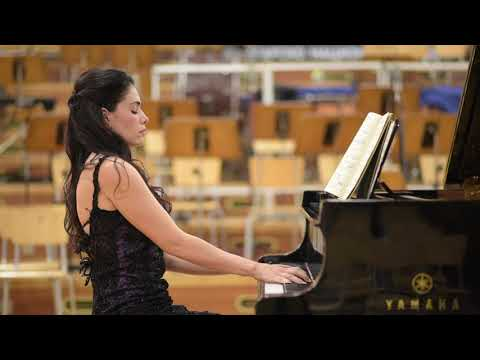 Georges Enesco - Legende for trumpet and piano, Duo 'Peter Makedonski Nadejda Tzanova'