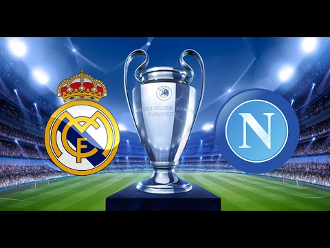 Sintesi Real Madrid - Napoli